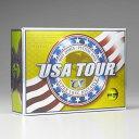 【新品/取寄品】USA TOUR DISTANCE +α 12P YELLOW
