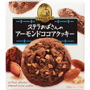 【新品/取寄品】【通販限定】森永 ステラおばさんのアーモンドココアクッキー 4枚