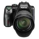 【新品/在庫あり】PENTAX K-70 18-135WRキット ブラック