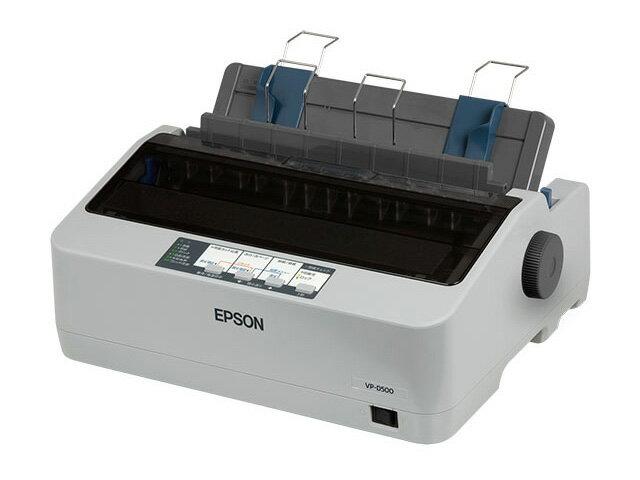 【新品/取寄品】ドットインパクトプリンター ラウンド型モデル VP-D500