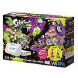【新品/在庫あり】Wii U本体 スプラトゥーン セット (amiibo アオリ・ホタル付き) [WUP-S-WAHT]