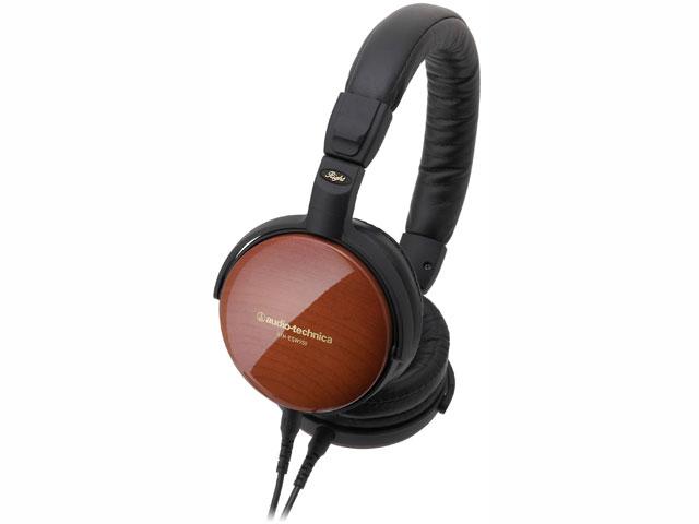 [送料無料(一部地域除く)] 【新品/在庫あり】ポータブルヘッドホン EARSUIT ATH-ESW950 ブラウン