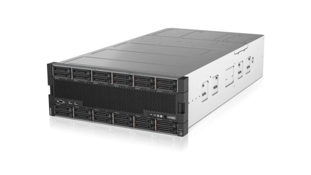 【新品/取寄品】ThinkSystem SR950 SAP HANA モデル7X13A007JP 7X13A007JP