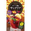 【新品/取寄品】【通販限定】日東紅茶 フルーツ薫るサングリア 10本入