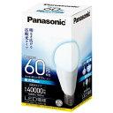 パナソニック LED電球 10.0W (E26口金・広配光タイプ明るさ電球60W形相当・昼光色相当) LDA10DGK60W 【新品】【取寄品】[送料540円]