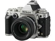 【新品/在庫あり】Df 50mm f/1.8G Special Editionキット シルバー