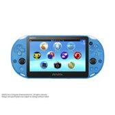 【新品/在庫あり】PlayStation Vita本体 Wi-Fiモデル アクア・ブルー[PCH-2000ZA23]
