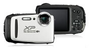 【新品/在庫あり】FinePix XP130WH ホワイト FUJIFILM 防水カメラ 1640万画素 ファインピックス 富士フイルム デジタルカメラ