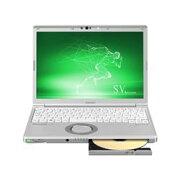 【新品/在庫あり】Let's note SV8 CF-SV8KDRQR (i5、シルバー、SSD512、スーパーマルチドライブ、Office2019搭載モデル)