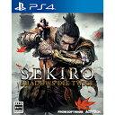 【新品/在庫あり】[PS4ソフト] 隻狼 SEKIRO SHADOWS DIE TWICE [PLJM-16322] *予約特典付