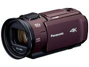 【新品/在庫あり】デジタル4Kビデオカメラ HC-VZX1M-T ブラウン