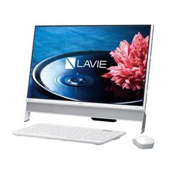 【新品/取寄品】LAVIE Desk All-in-one DA350/EAW PC-DA350EAW