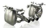 AKRAPOVIC SLIP-ON Line フェラーリ 458 イタリア/スパイダー用【マフラー】アクラポヴィッチ アクラポビッチ スリップオンライン【通常ポイント10倍!】