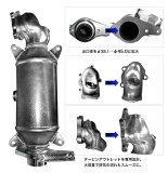 HKS METAL CATALYZER ホンダ S660 JW5用 (33005-AH005)【触媒】 エッチケーエス メタルキャタライザー