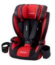 RECARO J1 Select (レカロ ジェイワン セレクト) シートカラー:カーディナルレッド(赤黒)(RC370.551)【楽ギフ_メッセ】【チャイルドシート】