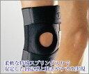 [メール便で送料無料] 簡単装着 膝サポーター 左右兼用 ジョギング ウォーキング 登山 怪我防止 膝保護に