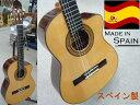 レキントギター 総単板カッタウェイ スペイン製マヌエル・フェルナンデス