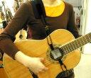 クラシック・フラメンコ・レキントギター用 高級ギターストラップ Luthier / ルシエール アメリカ製