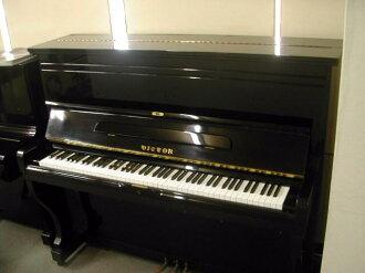 日本Victor更新鋼琴V-103B安排