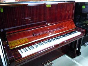 ピアノの外側は新しい塗装