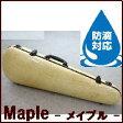 バイオリンケース  木目調・雨も安心バイオリンケース【Maple/メイプル】4/4サイズ