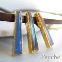 バタフライ 蝶 ネックレス ●オーダー品● 【Psyche】 蝶の羽 長方形 チョーカー ネックレス