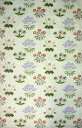 100% of tea towel cotton WILLIAM MORRISWilliam Morris Lily LBTT1 [easy  _ packing choice]