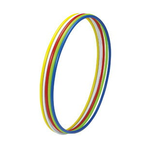 They write (TOEI LIGHT) color gymnastics rings ST800 T-2652