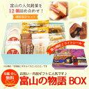 富山の物語BOX (大) 『富山城跡とライトレール』
