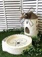 立水栓 水栓柱 立水栓セット 立水栓水栓柱 丘の上の風車の立水栓&シンクセット