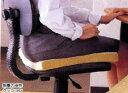 【送料無料】腰痛対策!低反発チェアクッション 腰やお尻に負担をかけず、体圧を分散・吸収 ベ...