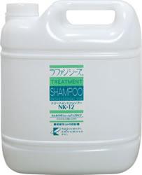 ラファンシーズトリートメントシャンプー NK-12/4,000ml 健康で美しい皮フと被毛を守ります