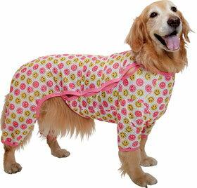 《クールクール》ピースカバーオール【大型犬向け・暑さ対策ウェア】 クール感覚ウェアに、防虫効果もプラスされたハイブリッドウェア