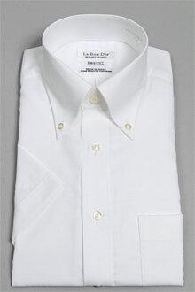 偉大的短袖襯衫短袖襯衫形式穩定形狀記憶顏色的正裝襯衫免燙大小在日本日本襯衫牛津襯衫