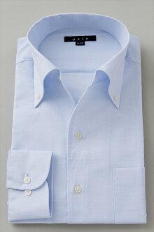 義大利衣領襯衫男裝長袖襯衫苗條纖細緊身襯衫商務襯衫襯衫男式襯衫的時尚時裝時尚 Y 襯衫辦公室 OZIE 襯衫淡藍色藍色襯衫巴拿馬