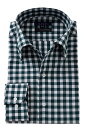 イタリアンカラーシャツ メンズ ドレスシャツ タイトフィット...