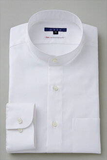 硬領領襯衫 ! 在日本白襯衫 100 張牛津襯衫襯衫商務襯衫長袖襯衫立領男裝男式襯衫的時尚時裝時尚襯衫 Y 襯衫專業店辦公禮品 OZIE 長袖襯衫