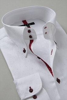 禮服襯衫長短袖襯衫緊身瘦應有的 bottoni 襯衫溢價白色棉 t 恤純棉 100%棉苗條健康的男士男裝時尚時裝時尚 Y t 恤專賣店辦公禮品企業 OZIE 多臂