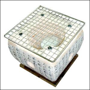イシガキ産業民芸コンロ15cm(網付き・敷板付き)2870◇キッチン用品調理機器・業務用厨房器具コン