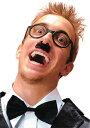 【5点までメール便も可能】 お調子もんセット 【ヒゲダンス お笑い なりきり衣装 コスプレ コスチューム】【B-0222_】