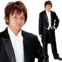 SMART 燕尾服  [執事コスチューム・コスプレ衣装・仮装グッズ・イベント・宴会]【A-0572_013947】