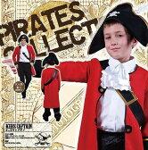 キッズキャプテン(子供用:140cm)【海賊の衣装】  [ハロウィン衣装、ハロウィーン、コスチューム、仮装、子供、男の子]【460428】
