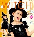 メルヘンウィッチ(黒)(子供用:120cm)【魔女の衣装】 ...
