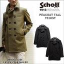 ショット ピーコートトール753UST (Schott PEACOAT 753UST)【送料無料】メンズピーコート34〜40