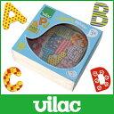 VILAC ( ヴィラック ) 木製 マグネット / アルファベット 大文字 VL8017 【RCP