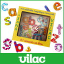 VILAC ( ヴィラック ) 木製 マグネット / アルファベット 小文字 VL8009 【RCP】.
