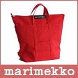 marimekko ( マリメッコ ) Matkuri ( マツクリ ) トートバッグ / レッド【smtb-ms】【RCP】.