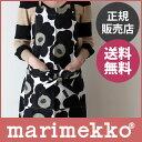 marimekko ( マリメッコ ) PIENI UNIKKO ( ピエニ ウニッコ ) 大人用 エプロン/ブラック 【あす楽】.