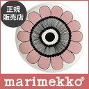 【日本限定】marimekko ( マリメッコ ) KESTIT PLATE ( ケスティト プレート ) φ20cm / ピンク  【RCP】.