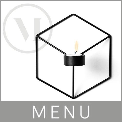 menu ( メニュー ) 壁掛け キャンドルホルダー POV ( Point of View )/ 全5色 .